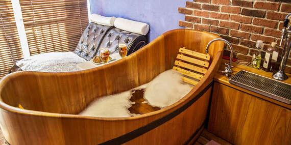 Lázeňský wellness pobyt plný odpočinku v Poděbradech pro dva se speciální pivní koupelí, procedurami a platností do prosince 2021/Střední Čechy - Poděbrady