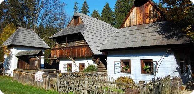 Múzeum slovenskej dediny v Martine