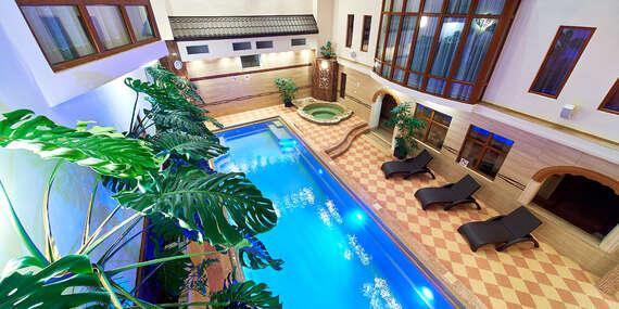 Pobyt s polpenziou a neobmedzeným SPA v Kinga Hoteli Wellness**** pri krásnom jazere / Poľsko - Czorsztyn