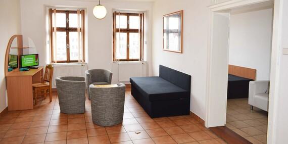 Pobyt s polpenziou v hoteli Praha*** pri Adršpachu len 30 min. pešo od stredoeurópskeho unikátu/Praha - Broumov