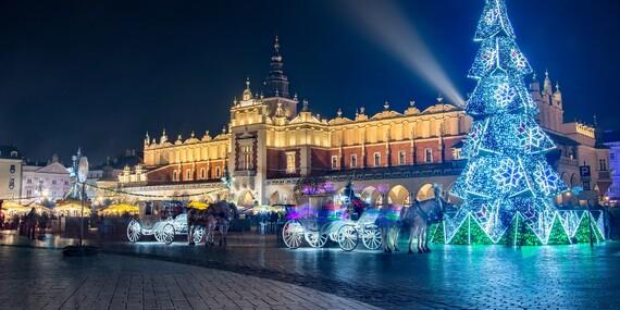 Rýchlo v centre Krakova z výborne hodnoteného hotela Wilga*** / Poľsko - Krakov