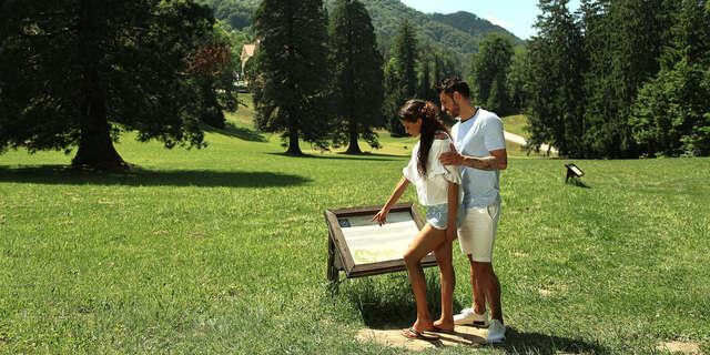 Liečivé rímske 4* kúpele v Slovinsku s polpenziou pre dvoch počas celého roka 2020.