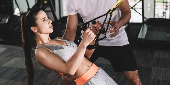 Cvičenie s osobným fitness trénerom + možnosť tréningového plánu a jedálnička/Bratislava - Nové Mesto