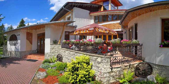 Dovolenka na Liptove v Horskom hoteli Mních s wellness – cyklotúra, turistika, relax a zábava/Liptov – Bobrovec