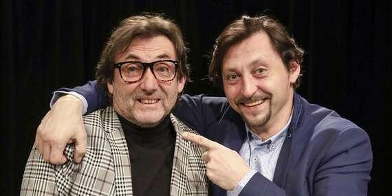 UŽ O PÁR DNÍ: Skvelá komédia Môj dobrý kamarát v Štúdiu L+S/Bratislava – Staré Mesto