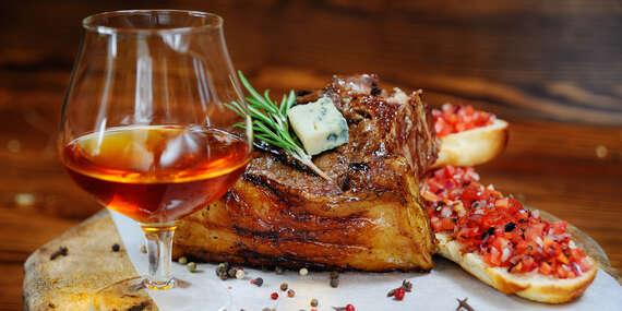 Darčeková poukážka do reštaurácie Brix alebo 3x drink pre dvoch (rum, koňak či miešaný nápoj)/Bratislava