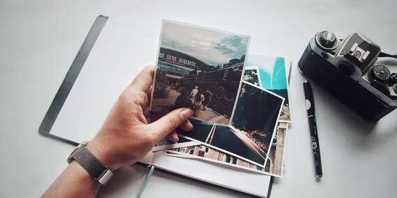 Tlač digitálnych fotografií na špeciálny papier pre fotorealistický výsledok/Slovensko