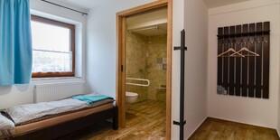 Penzión Čičina ponúka ubytovanie v 17 izbách s vlastnou kúpeľňou