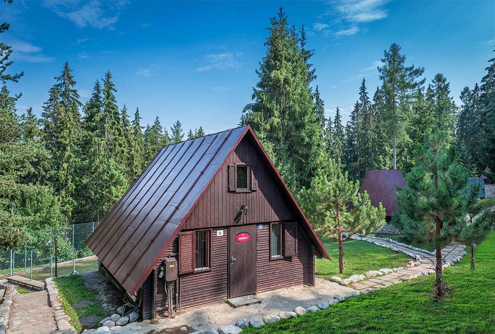Dovolenka uprostred lesa Račkovej doliny - ideálne miesto pre relax...