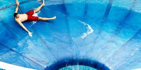 Pobyt s polpenziou v hoteli Aquaworld Resort Budapest**** s najväčším aquaparkom Maďarska až do konca júna 2020/Maďarsko - Budapešť