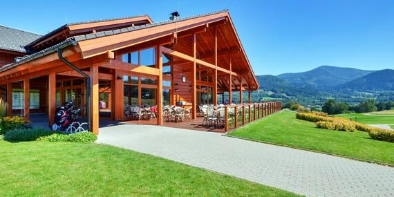 Luxus v Beskydech: degustační nebo wellness pobyt ve stylovém resortu Green Inn Ostravice****/Ostravice