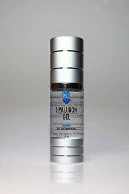Derma roller a dermo essence hyaluron gél.