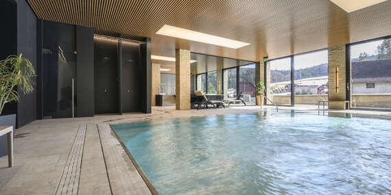 Dovolenka s neobmedzeným wellness a polpenziou v hoteli Impozant****/Snowland Valčianska dolina