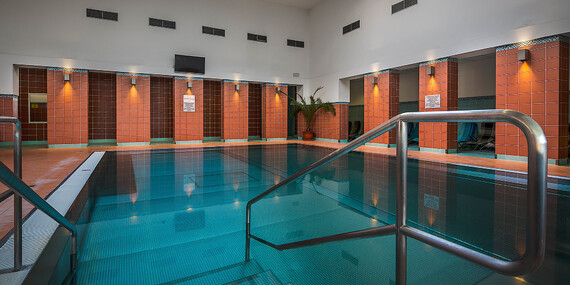 Kúpeľný pobyt s polpenziou, vstupom do aquaparku a ubytovaním v Liečebnom dome VEĽKÁ FATRA ****/Turčianske Teplice