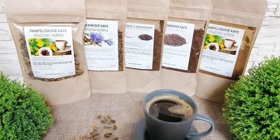 Káva bez kofeinu s jedinečnou chutí a pozitivními účinky na vaše zdraví/ČR