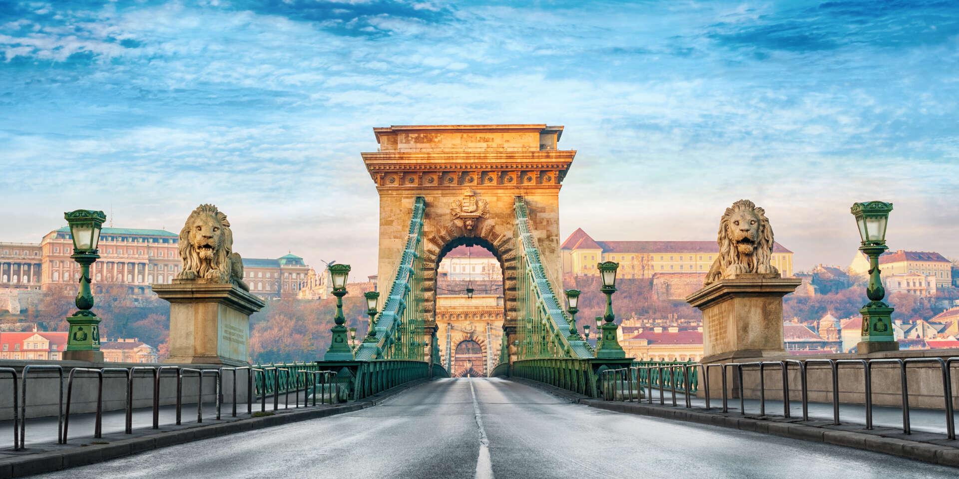 Budapeštiansky Six Inn*** len 15 min. pešo od slávnych termálnych...