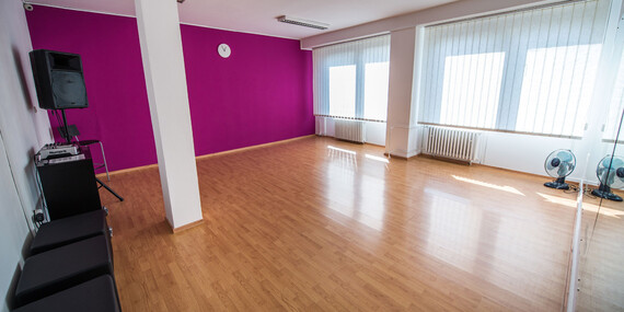 Darčeková poukážka na tanečný kurz v Tanečnej škole TOP CENTRUM/Bratislava – Petržalka, Ružinov, Staré Mesto