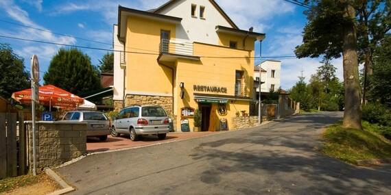 Relaxační pobyt v penzionu Hurikán pro 2 osoby se snídaní či polopenzí, wellness, masáží a platností voucherů až do června 2020/Vysočina: Havlíčkův Brod