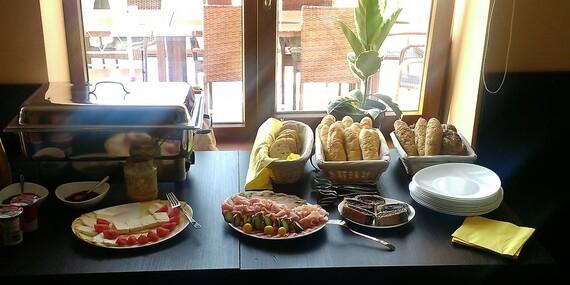 Dovolenka na Liptove pre dvoch s raňajkami s ideálnou polohou na výlety/Liptov - Partizánska Ľupča
