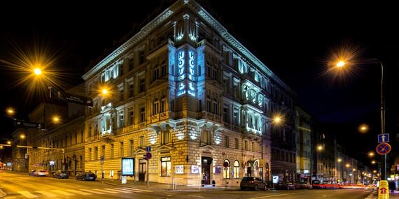 Luxusný pobyt už od 1 noci v Boutique Hoteli Seven Days**** v centre Prahy - tip na darček/Česko - Praha