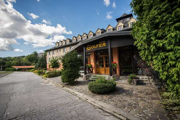 Hotel GOLFER***