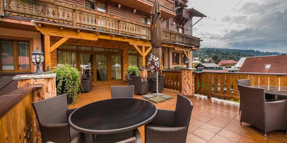 Jarná lyžovačka v Snowparadise Veľká Rača s wellness relaxom v Penzióne pri Trojičke***/Kysuce - Oščadnica