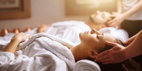 Romantické párové masáže v trvaní do 100 minút, ideálny darček v Ayurasan/Bratislava - Nové Mesto