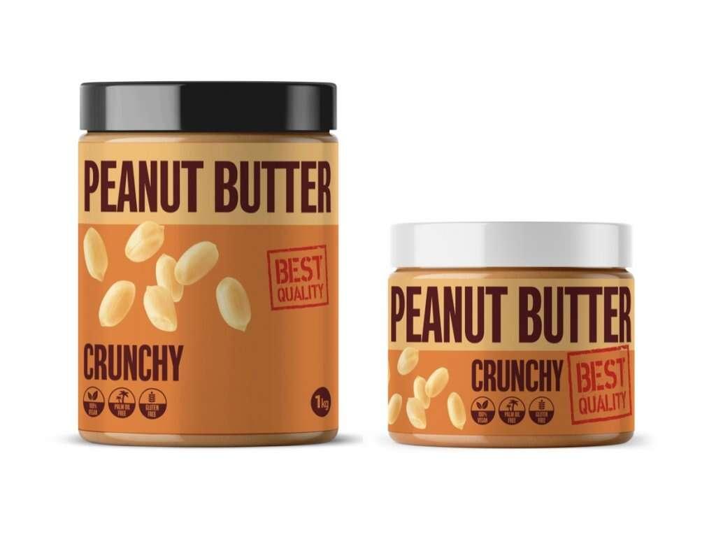 Zdravé čokolády alebo arašidové, kokosové a kešu orechové mas...