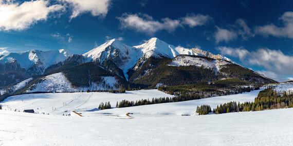Raj pre turistov a lyžiarov - útulný penzión Šilon s nádherným výhľadom na Tatry / Belianske Tatry - Ždiar