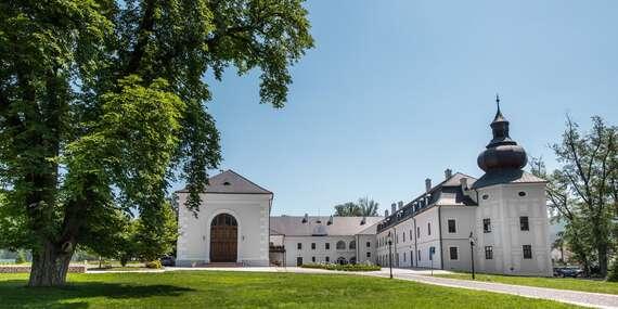 Kráľovský pobyt v jedinečnom Château Appony**** v lone nádhernej prírody storočných stromov a s perfektným bazénovým svetom/Topoľčany - Oponice