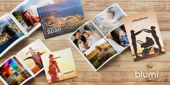 Exkluzívne fotoknihy v tvrdej knižnej väzbe/Slovensko