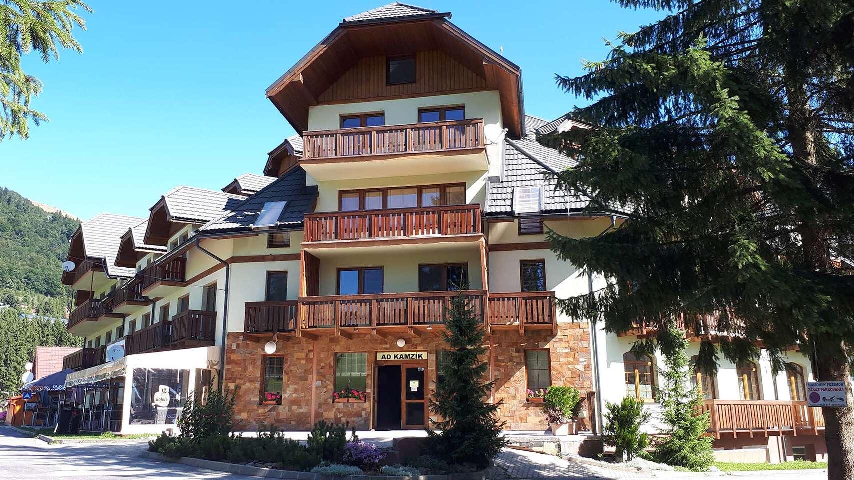 Rodinný pobyt na Donovaloch v Apartmánovom dome Kamzík