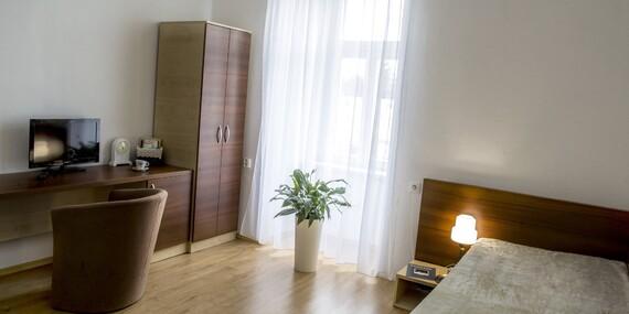 Relax v Hoteli Granit Piešťany*** - kúpeľný ústav F. E. Scherera s plnou penziou a až 10 procedúrami/Piešťany