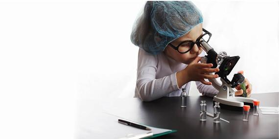 Science workshop pre deti od 5 do 12 rokov/Bratislava, Nitra