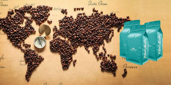 Výberové kávy z celého sveta pražené na Slovensku/Slovensko