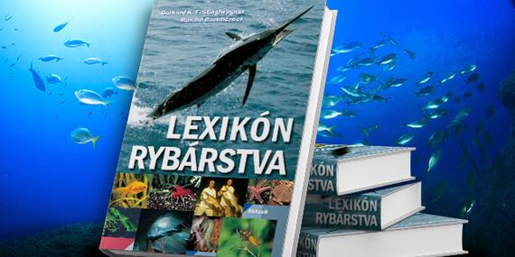 Lexikón rybárstva s poštovným v cene/Slovensko