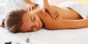 Uvoľňujúca a ozdravná masáž v centre