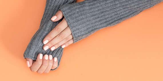 Nové nechty s manikúrou podľa výberu/Bratislava - Ružinov