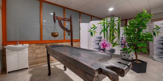 Ayurvédske ozdravné vstupy a pobyty v prvej ayurvédskej klinike na Slovensku - joga, meditácie, masáže, wellness a detoxikačné procedúry aj strava/Púchov