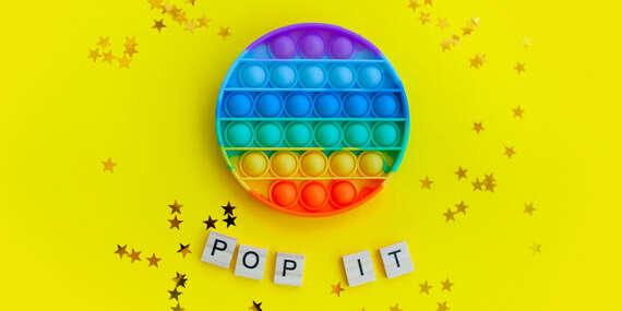 Absolútny hit leta Pop It - dokonalá antistresová hračka, ktorá zamestná detské ale aj dospelé prsty/Slovensko
