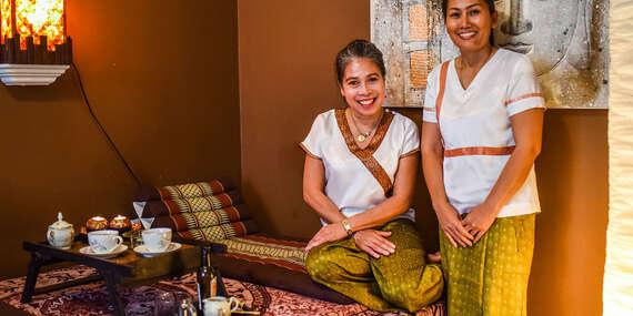 Obľúbené masáže od pravej Thajčanky v Thai massage Chang na Obchodnej/Bratislava – Staré Mesto