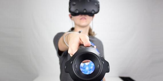 Virtuálna realita na vlastnej koži – perfektný darček pre každého muža s chlapčenskou dušou/Bratislava – Ružinov