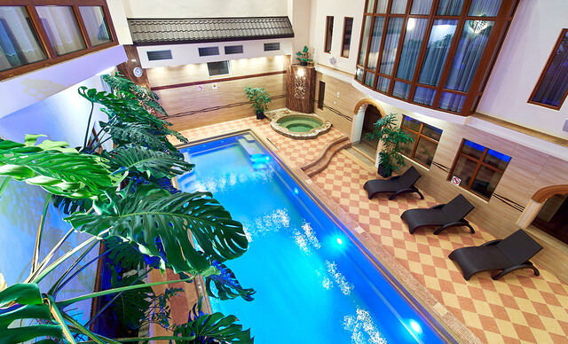 Pobyt s polpenziou a neobmedzeným SPA v Kinga Hoteli Wellness**** pri krásnom jazere