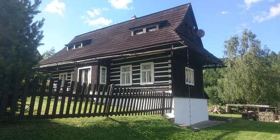 Pobyt až pre 8 osôb v tradičnej drevenici Goralský dvor (kultúrna pamiatka SR) blízko Bachledky/Ždiar - Bachledova dolina
