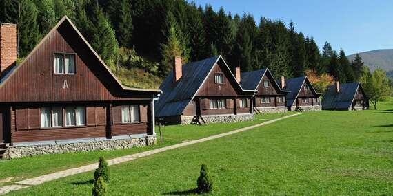 Rodinná dovolenka v Chate Žiar so zľavami na množstvo aktivít/Rajecká Lesná
