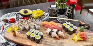 Sushi set pre 2 osoby (34 kúskov)