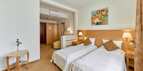 Pobyt s polpenziou a neobmedzeným SPA v Kinga Hoteli Wellness**** pri krásnom jazere/Poľsko - Czorsztyn