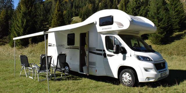 Dobrodružstvá po celej EÚ na auto-karavane