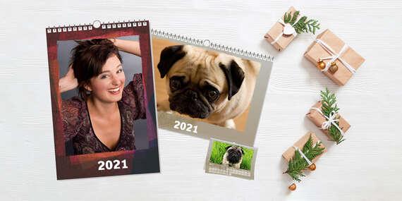Tip na darček: Nástenný fotokalendár 2021 z vašich najkrajších záberov/Slovensko