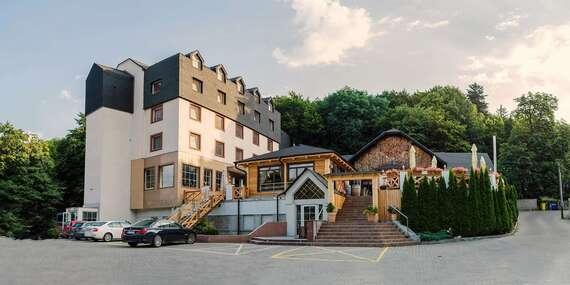 Bratislavský hotel West**** v lone prírody na Kolibe a zároveň len 12 min. autom od centra/Bratislava